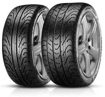 P Zero Corsa System Asimmetrico (Right) Tires